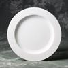 PLATES Rimmed Dinner Plate/12