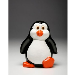 KIDS PARTY PENGUIN/6 SPO