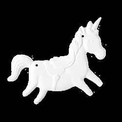 TILES, ETC. Penelope the Unicorn Plaque/12 SPO