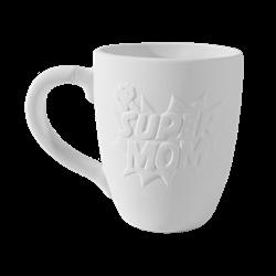 MUGS Super Mom Mug/6 SPO