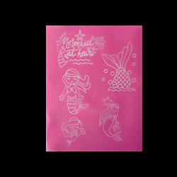 Mermaids Silk Screen/1 SPO