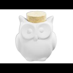 BOXES Owl Jar/12 SPO