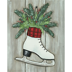 Pattern Pack - Ice Skate Evergreens/1 SPO