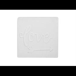 TILES & PLAQUES Love Tile Plaque/24 SPO