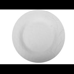 PLATES Bird Blossom Plate/6 SPO