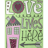 Pattern Pack - Love Lives Here/1 SPO
