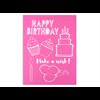Birthday Silk Screen/1 SPO