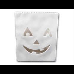 SEASONAL Jack-O-Lantern Votive Bag/2 SPO