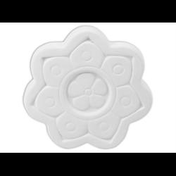 TILES & PLAQUES Trendy Flower Plaque/12 SPO