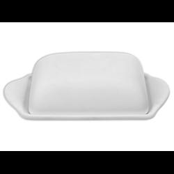 KITCHEN Big Butter Dish/12 SPO