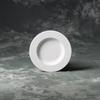 PLATES Rimmed Dessert Plate/12 SPO
