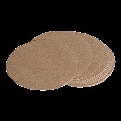 "Self-Adhesive Cork Backing - 4.25"" Circle/12 SPO"