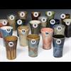 Stoneware Glaze Combos