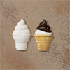 ADD-ONS ICE CREAM CONE BISQUIE/12 SPO