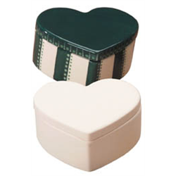 BOXES LARGE HEART BOX/8  SPO