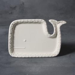 PLATES Whale Plate - Small/6 SPO