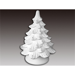SEASONAL Lighted Christmas Tree/1 SPO