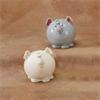 BANKS Pudgy Party Pet Elephant Bank/6 SPO