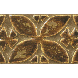 TEXTURED AMBER - Pint (Cone 6 Glaze)