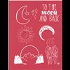 To the Moon and Back Silkscreen/1 SPO