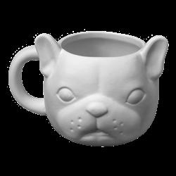 MUGS French Bulldog  Mug/4 SPO