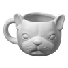 MUGS French Bulldog  Mug/4 SPO