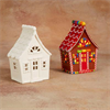 HOME DÉCOR GINGERBREAD HOUSE LANTERN/4 SPO