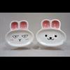 PLATES Rabbit Plate/6 SPO