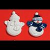 ADD-ONS Snowman Bisquie/12 SPO