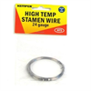 Hi Temp Wire - 10', 24 Gauge