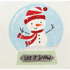 Pattern Pack - Snowman Snow Globe/1 SPO