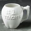 MUGS Apple Teacher Mug/6 SPO