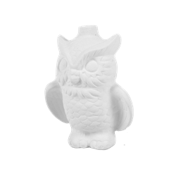 SEASONAL Hoolio Owl Ornament/12 SPO