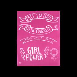 Girl Love Silkscreen/1 SPO