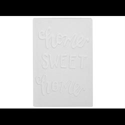 TILES & PLAQUES Home Sweet Home Tile Plaque/24 SPO
