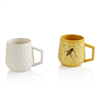MUGS HONEYCOMB MUG/6 SPO