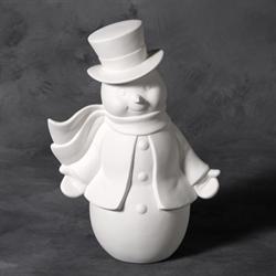 SEASONAL Vintage Snowman/2 SPO