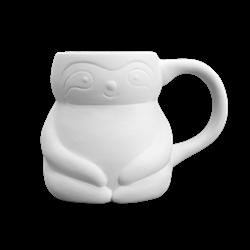 MUGS Get Sippin' Sloth Mug/6 SPO