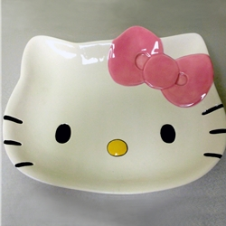 PLATES HELLO KITTY PLATE/HKX004/6
