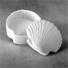 BOXES SCALLOP SHELL BOX/6 SPO