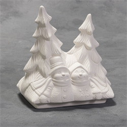 MOLDS Snow Folks & Tree Toppers (Casting Mold) SPO