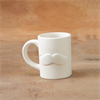 MUGS MOUSTACHE MUG/8 SPO