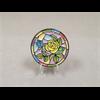 TILES & PLAQUES. Coaster / Plaque- Rose/12 SPO