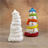 SEASONAL SNOW PILE TREE/6 SPO