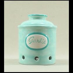 KITCHEN Garlic Pot/6 SPO