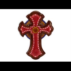 TILES, ETC. Decorative Cross Plaque/4 SPO