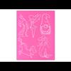 Characters Silkscreen/1 SPO