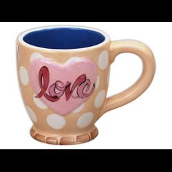 MUGS Darling Mug/4 SPO