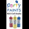 Gare Party Paint Acrylics, Pints