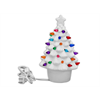 SEASONAL Small Lighted Christmas Tree/1 SPO
